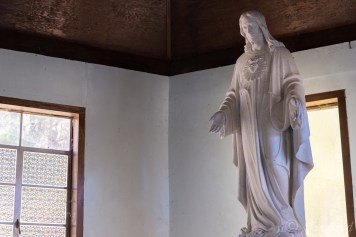 Holy Souls' Episcopal Church Camp Chapel Detail