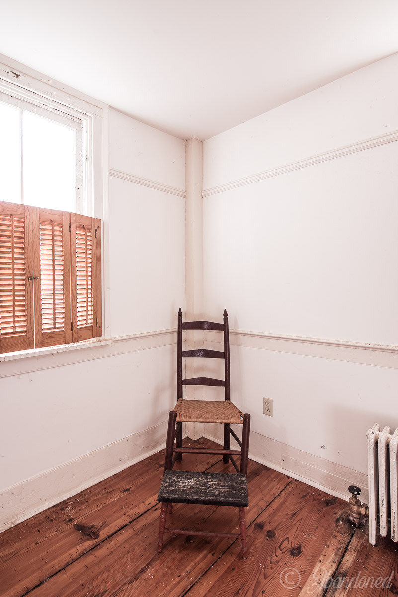 Lonely Chair in Living Room