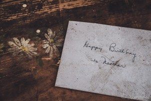 Happy Birthday Envelope