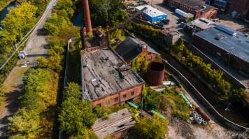 Hadley Mill Power Plant