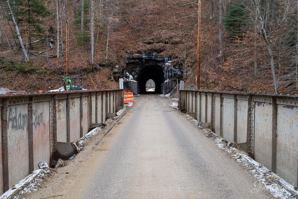Breeden Bridge & Tunnel