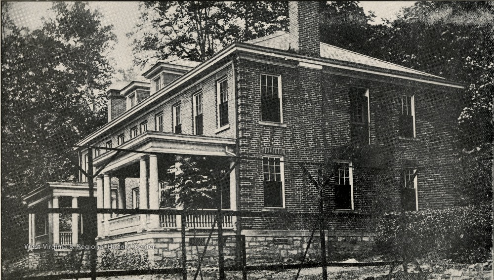 McKendree Hospital Nurses Home c. 1920