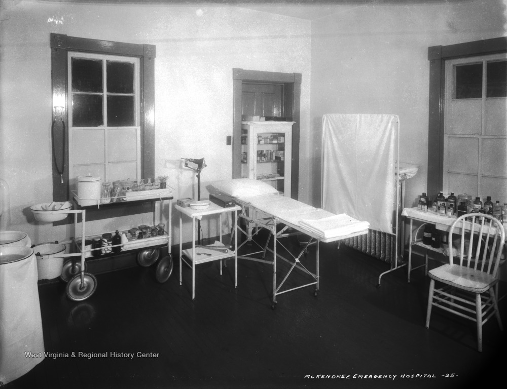 McKendree Hospital Interior