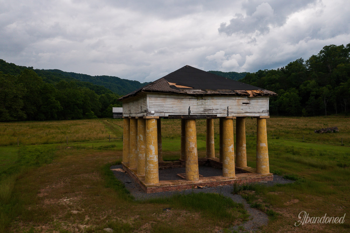 Blue Sulphur Springs Pavilion