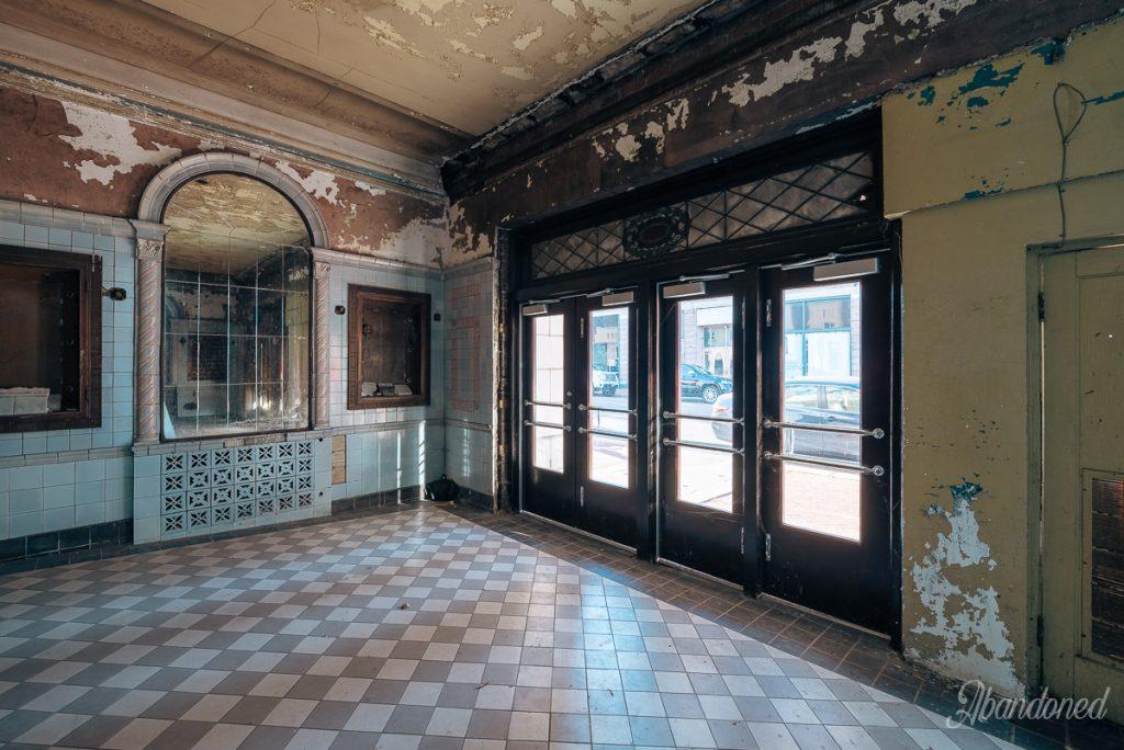 Columbia Theatre Lobby