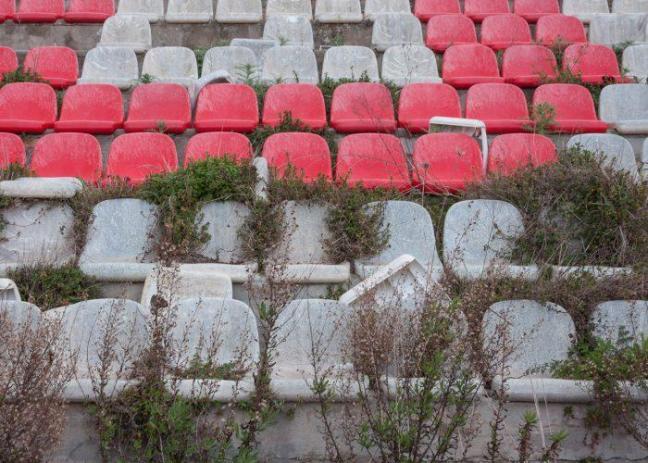 Estadio Futbol Lluis Sitjar Lugares Abandonados Mallorca Abandoned Spain España Urbex