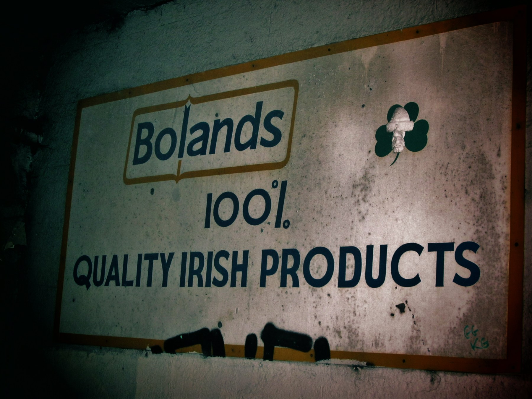 Abandoned 1916 Bolands Flour Mill, Dublin (Ireland) – Derelict World Photography – Lainey Quinn