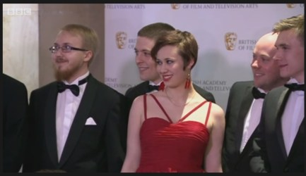 It's not every day you get to go to the BAFTA's whilst still in Uni! We were nominated for our survival horror game 'Project Thanatos' which we made over a period of 3 months up at Abertay University for DARE.
