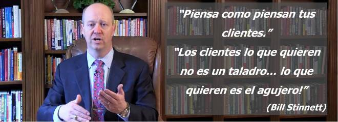 Piense Como Su Cliente Bill Stinnett Think Like Your Customer