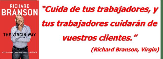 """7 Claves Del Servicio Al Cliente De Virgin, Según Richard Branson, Fundador Y Autor De """"El Estilo Virgin"""""""