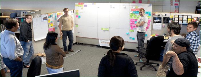 La Reunión Operativa Diaria De Pie O Reunión De Buenos Días. Uno Práctica Clave Para Una Nueva Cultura De Empresa.