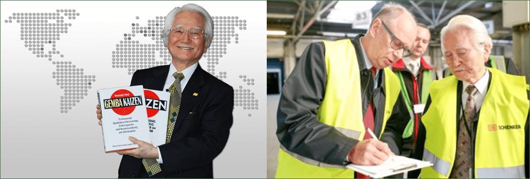 Recomprender El Compromiso De Todos Con El Kaizen – Mejora Continua. Con Masaaki Imai, Fundador Del Kaizen Institute.