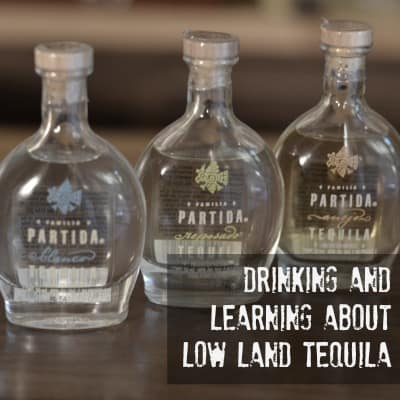 Our New Style of Spirits Tasting – Tasting and Learning About Tequila