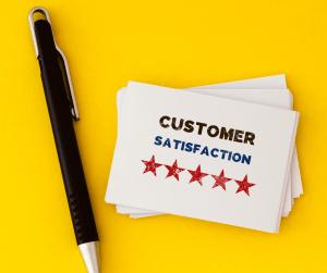 Customer Satisfaction Cards
