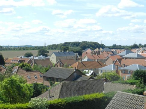Roundwell Views of Costesey Norwich