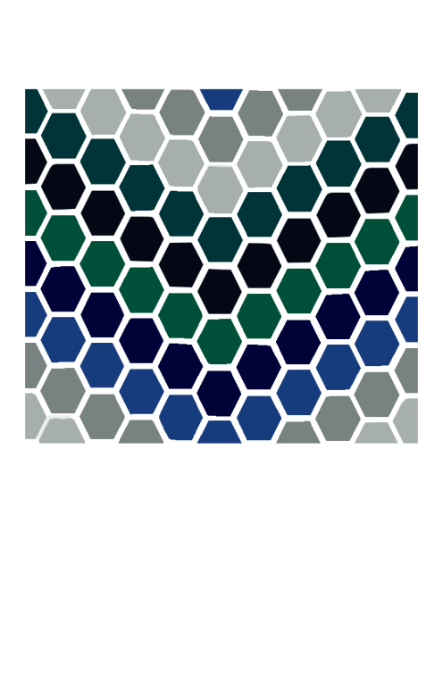 Modul azul Varinia