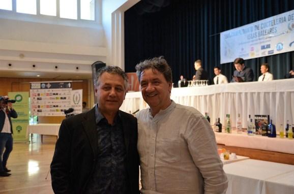 Xisco Barcelo y Koldo Royo