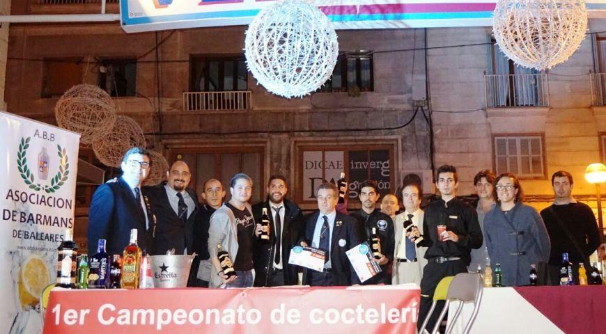Resultados1er Campeonato de cocteleria Velazquez centro