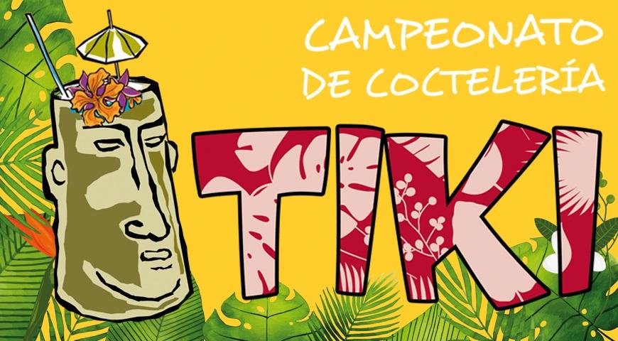 Campeonato de coctelería TIKI de Baleares