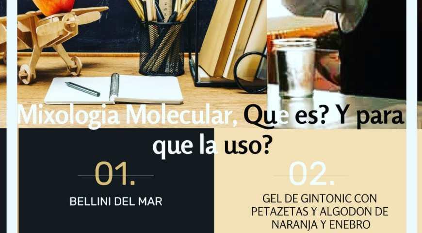 Mixologia Molecular Masterclasses