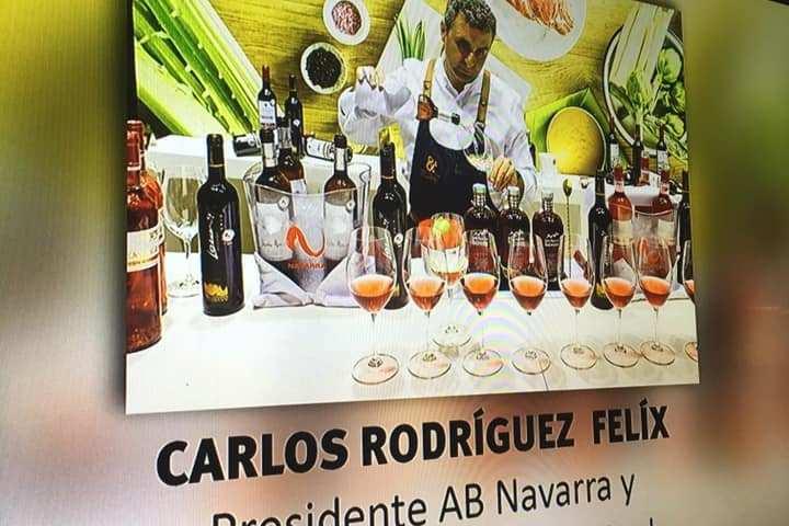 Ponencia y hermanamiento Navarra & Baleares  por Carlos Rodriguez Iº de Navarra