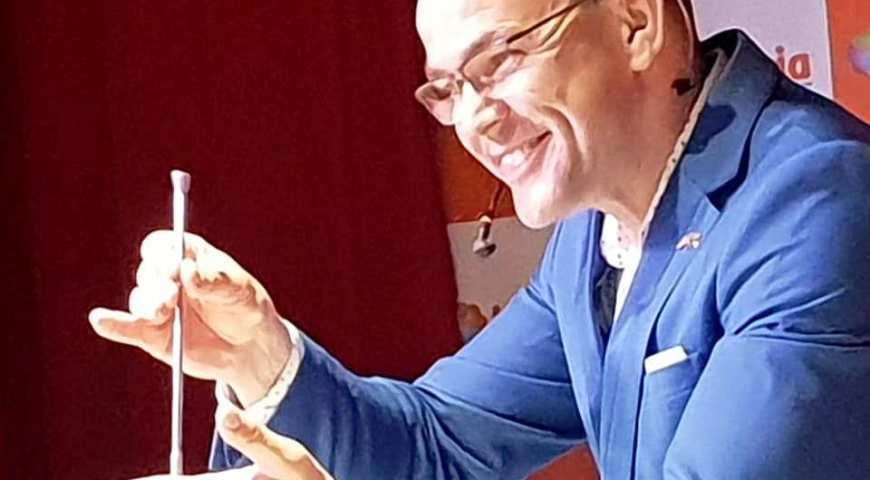Ivan Talens Masterclass Reapertura del Café Madrid