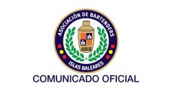 COMUNICADO OFICIAL - Asociación de Bartenders de las Islas Baleares
