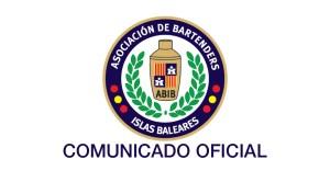 COMUNICADO OFICIAL - Asociación de Bartenders de las Islas Baleares