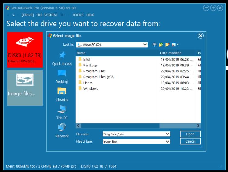 GetDataBack Pro License Key Free Download