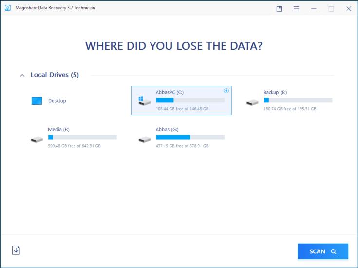 Magoshare Data Recovery License Code