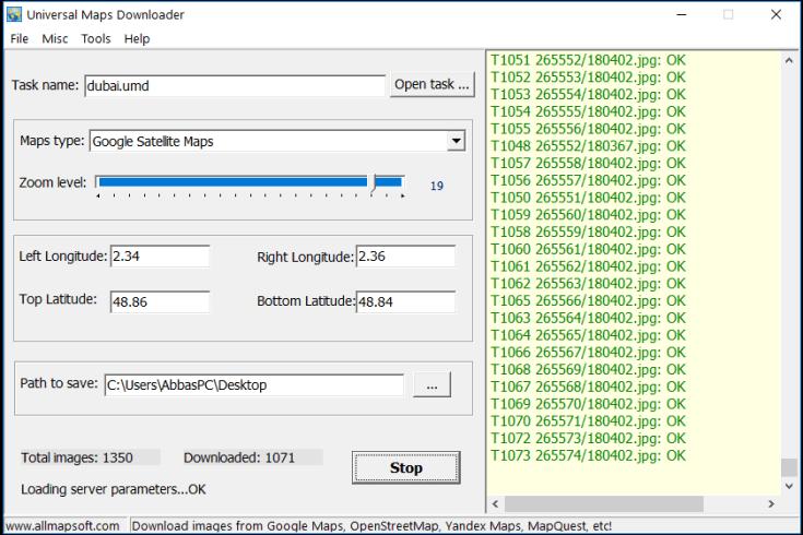 Universal Maps Downloader Serial Number