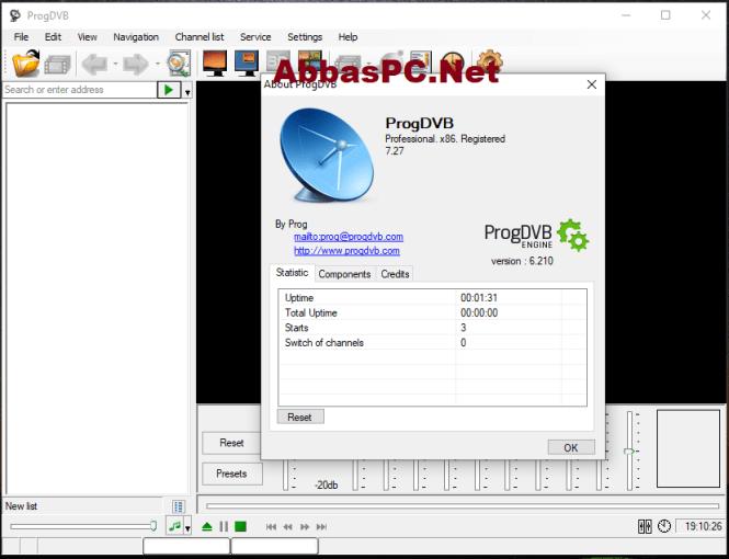 ProgDVB Professional Serial Key Download