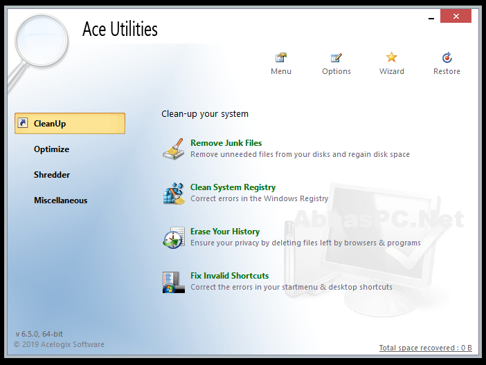 Ace Utilities Registration Key