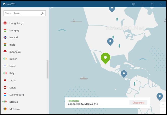 NordVPN Email and Password Key Direct Download - AbbasPC.Net