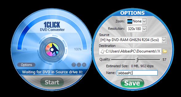 1CLICK DVD Converter Registration ID Download