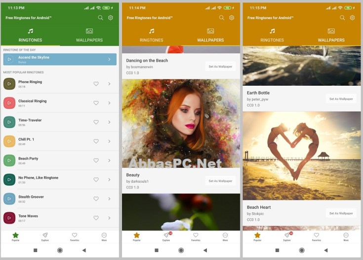 Free Ringtones for Android APK Ad free Cracked
