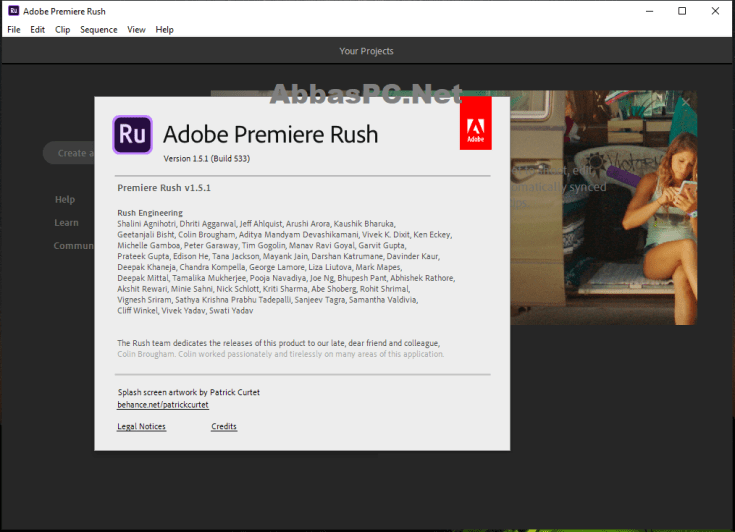 Adobe Premiere Rush CC Full Version Download