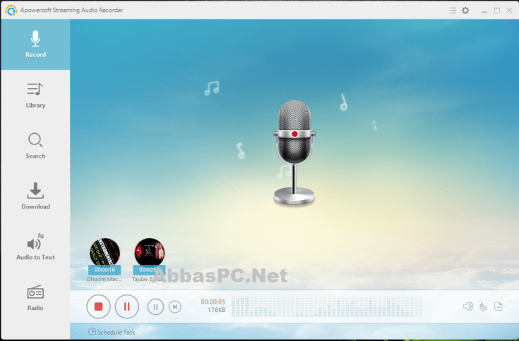 Apowersoft Streaming Audio Recorder License Code