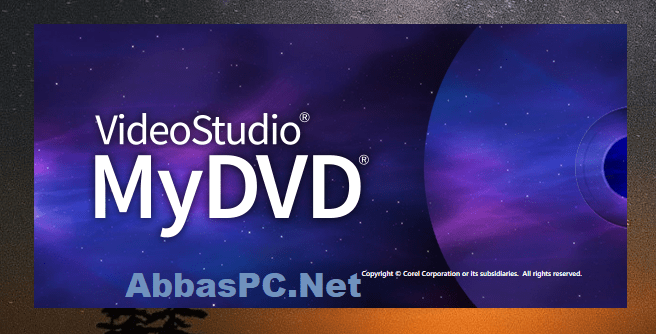 Corel VideoStudio MyDVD Serial Key