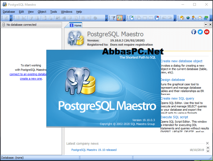 PostgreSQL Maestro License Code