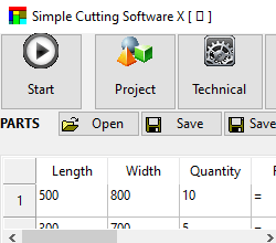 Simple Cutting Software X Crack
