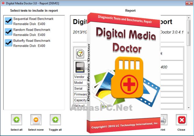 Digital Media Doctor Professional Free Download