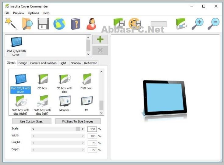 Insofta Cover Commander Serial Key Download