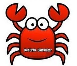 RedCrab Calculator PLUS Crack logo