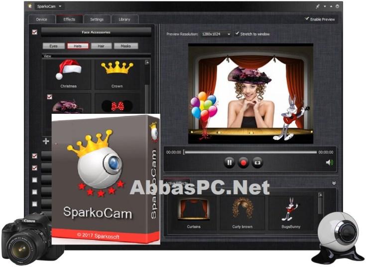 SparkoCam Free Download for Windows