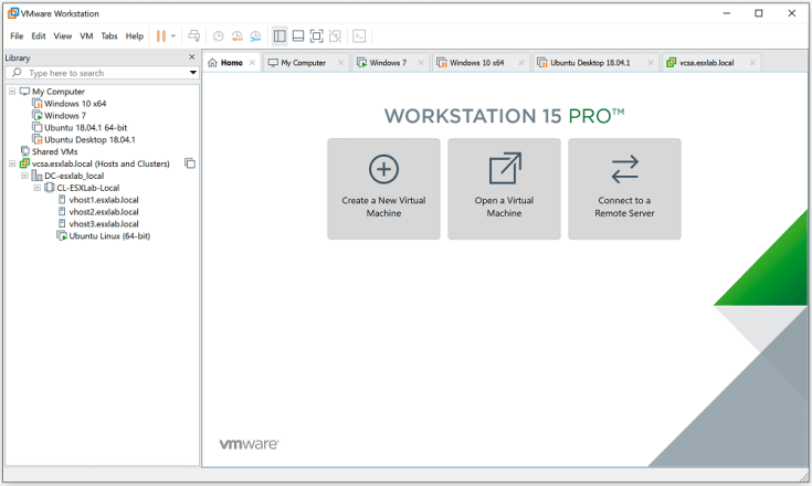 VMware Workstation Pro Registered for Windows