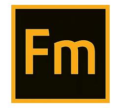 Adobe FrameMaker Crack logo