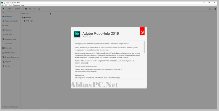 Adobe RoboHelp Full Version Free Download