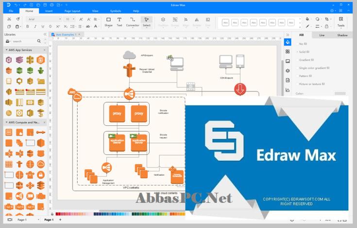 EdrawSoft Edraw Max License Key Free Download