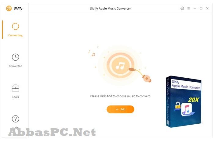 Sidify Apple Music Converter Full Version Download